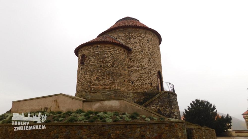 Knížecí Rotunda panny Marie a sv. Kateřiny